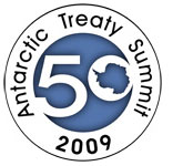Antarctic Treaty Summit Logo